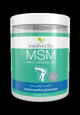 MSM siarka organiczna - 700 g
